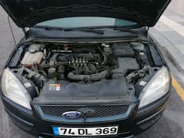 2007 Ford Focus 86binde 1.6I 100PS COLLECTION AUTO