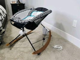 Rock and Play Chair