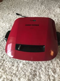 George Foreman Grill w/ Removable Plate ( Family Size)  Alexandria, 22303