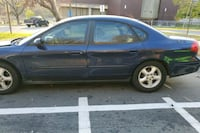 2003 Ford Taurus Washington