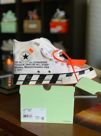 Off white x converse 70 Rockville, 20850