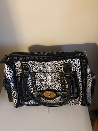Multiple Compartment Bag