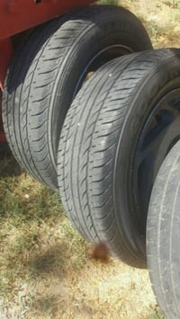 Honda stocks with with great tire  Bakersfield
