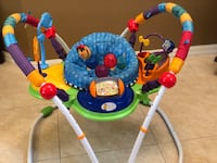baby's blue and green jumperoo Altamonte Springs, 32714