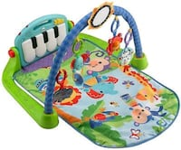 Fisher Price Baby activity gym mat with piano 793 km