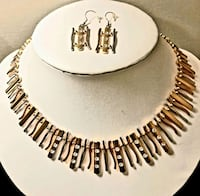 Gorgeous Vintage Style Fifth Avenue Collection Jewelry Set! Beaumont, T4X 1T6