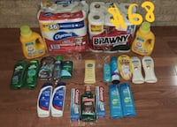 Household and personal care bundle  379 mi