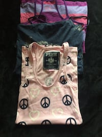 TANK TOP,SIZE (XS),(S),ALL FOR $10,SMOKE FREE HOME Kitchener