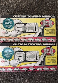 Tow mirrors Vancouver, 98682