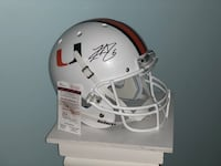 Autographed Lamar Miller Full Size Football Helmet for sale Cambridge, N1R 7B6