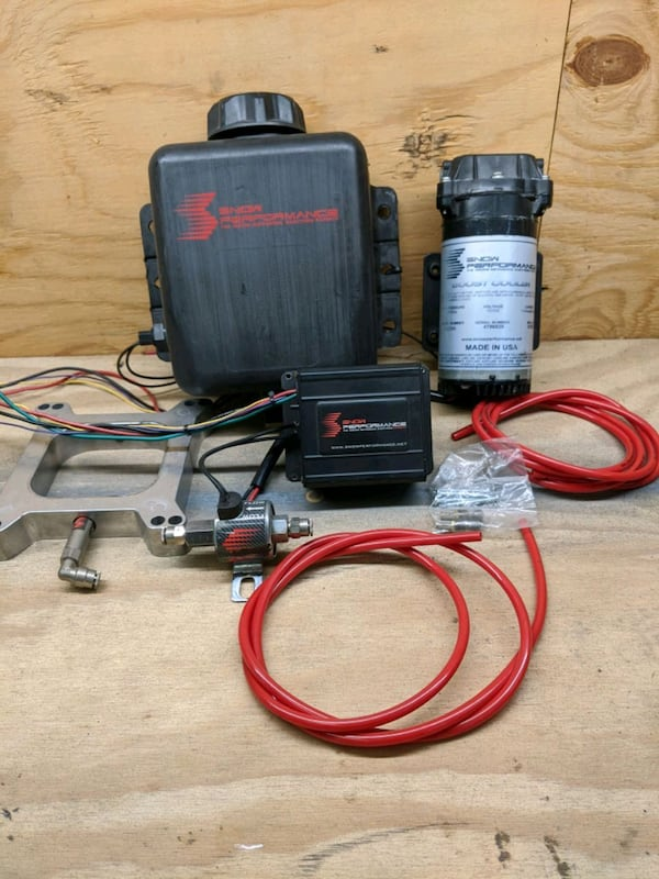 Water/Methanol injection kit.. for carb.  1a66df9b-911d-4b39-825e-13623261f9ee