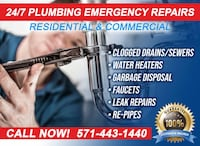 LOCAL PLUMBER AVAILABLE RIGHT AWAY - INSURED & BONDED PLUMBER Hamilton