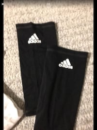 BLACK ADIDAS SHINGUARD SLEEVES San Diego, 92114