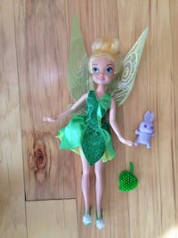 Tinkerbell and accessories