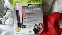 BNIB Andis Professional dog grooming trimmers  Vancouver, V5Y 2S2