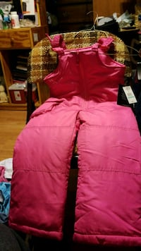 winter suit,new value 38.00,size medium 5/6 Westfield, 01085