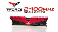 Team T-FORCE DARK 2400MHz DDR4 BURSA
