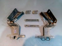 1984-1996 Chevy Corvette Hood Hinges With Mounting East Point, 30344