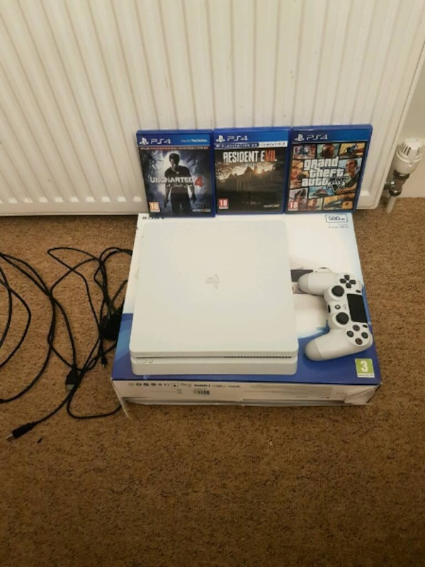 Brand new play station 4