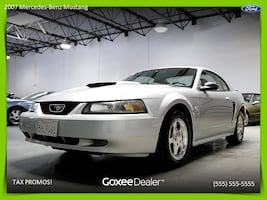 2004 Ford Mustang Standard,