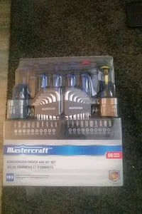 Screwdriver and ratchet set