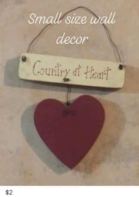 Country themed Wall hanging Hamilton, L9A 5J2