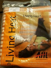In floor heating mat