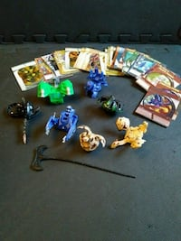 BAKUGAN Game Lot