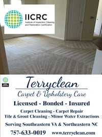 Carpet cleaning Virginia Beach