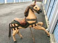 Antique carousel horse Spring Lake, 07762