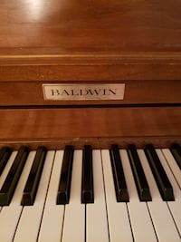 Baldwin Upright Piano (Pickup Only) WOODBRIDGE