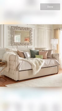 Day bed with trundle. Two mattresses included Arlington, 22204