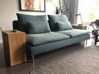 Modern Sofa, only used for 3 months, pillows can be removed and it is comfortable to sleep on   Portland, 97202