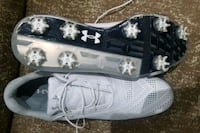 Under armour tempo tour white golf shoes for sale Brampton, L6R 2H9