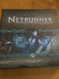 New Netrunners game.