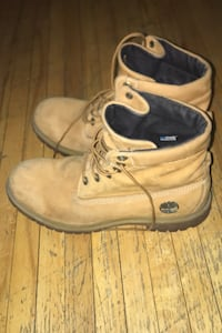 TIMBERLAND Man boots Size 9.5 M Toronto, M3L 1Y3