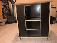 Black Dresser, perfect to hold a fish tank! Germantown, 20874