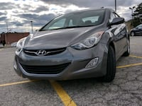 Hyundai Elantra 2011 Sunroof, Alloy Rims, Bluetoot Mississauga, L5V 1T6