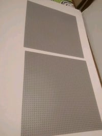 Two Lego Boards 48x48 $25 for both Firm Whitchurch-Stouffville, L4A 0J5