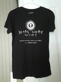 Death note: how to use it shirt  Poulan, 31781