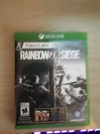Rainbow 6 seige xbox one 542 km
