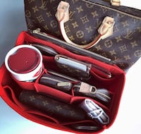 LV Speedy 30 Red Bag ORGANIZER - bag NOT included Toronto