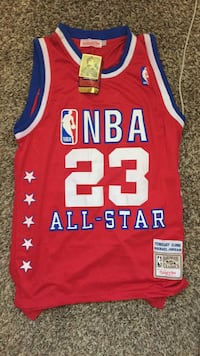 All-star Micheal Jordan jersey   Winnipeg, R2K 3Y4