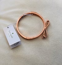 Brand new Kate Spade Rose Gold bracelet (Love Notes)  Chicago, 60606