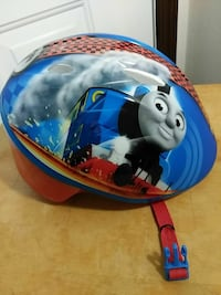Thomas and friends toddler helmet
