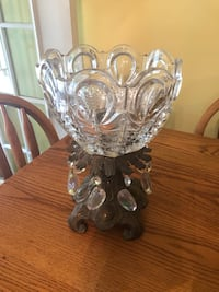 Decorative Table piece/candle holder Madison, 22727
