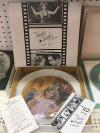 Shirley temple collectible with certificate of authenticity Cookeville, 38501