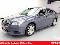 2017 Subaru Legacy Carbide Gray Metallic sedan Houston