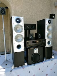 Energy Home Theater System