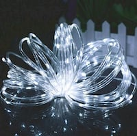 Solar powered LED decoration light string. 8 modes Swartz Creek, 48473